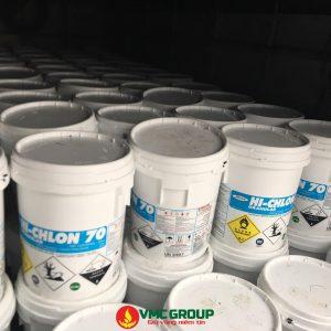 Clorin Nippon 70% – Nhật Bản -Chlorine Hi Chlon 70% -Ca(OCl)2